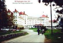 New Hampshire Mt Washington Hotel - Resort