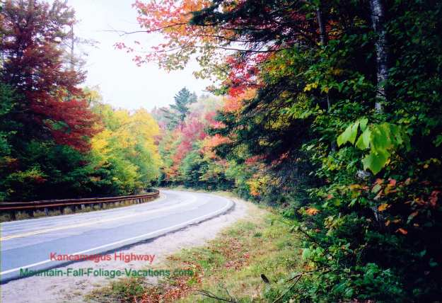 New Hampshire Kancamangus Highway