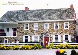 Historic Dobbin House Dining