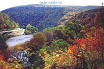 Pennsylvania Delaware Water Gap Fall Foliage
