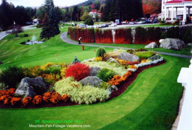 New England Fall Foliage Picture Album Scenic Attractions