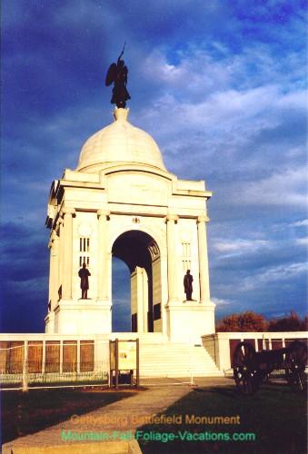 Gettysburg Battle Monument - Pennsylvania