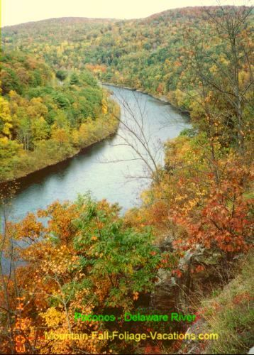 Pennsylvania Pocono Mountains - Delaware River