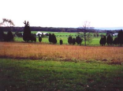 Eisenhower Farm next to Gettysburg Battlefield