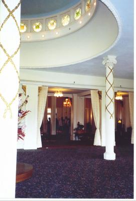 Mt Washington Hotel Interior